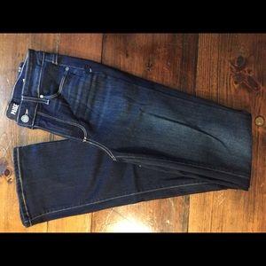 Paige High Rise Manhattan Jeans
